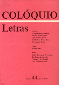 Colóquio/Letras n.º 44