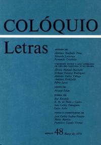 Colóquio/Letras n.º 48