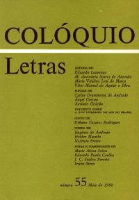 Colóquio/Letras n.º 55