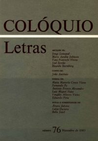 Colóquio/Letras n.º 76