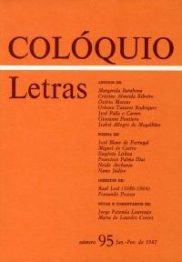 Colóquio/Letras n.º 95