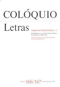 Colóquio/Letras n.º 166/167