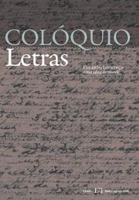 Colóquio/Letras n.º 171