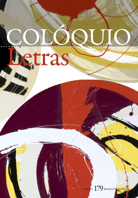 Colóquio/Letras n.º 179