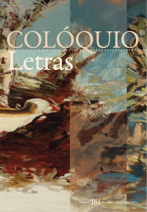 Colóquio/Letras n.º 181