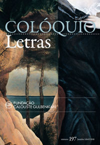 Colóquio/Letras n.º 197