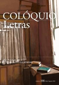 Colóquio/Letras n.º 198