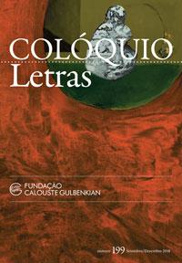Colóquio/Letras n.º 199