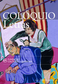 Colóquio/Letras n.º 201