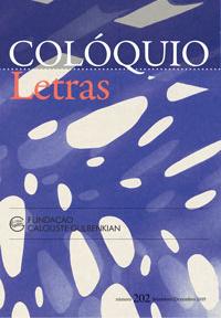 Colóquio/Letras n.º 202