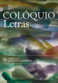 Colóquio/Letras n.º 207