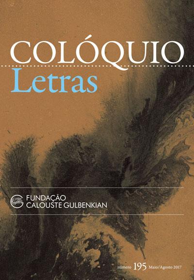 Colóquio/Letras n.º 195