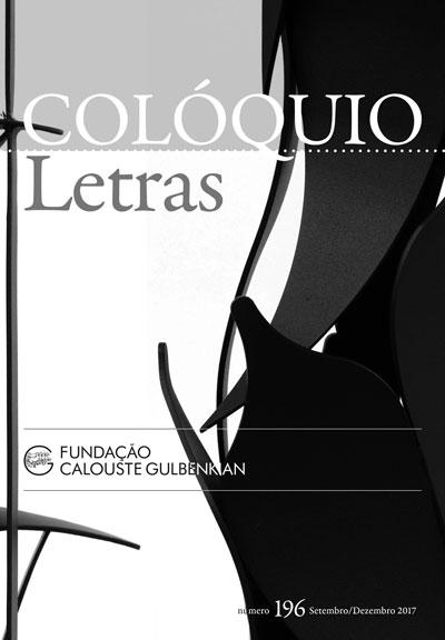 Colóquio/Letras n.º 196