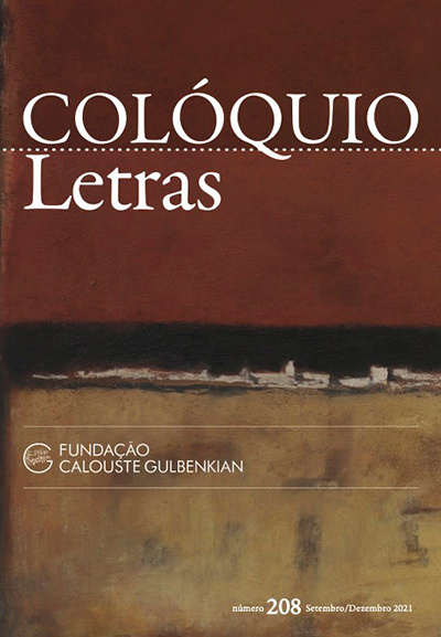 Colóquio/Letras n.º 208