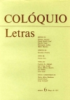 Colóquio/Letras n.º 6