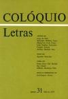 Colóquio/Letras n.º 31