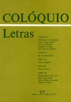 Colóquio/Letras n.º 37