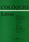 Colóquio/Letras n.º 43