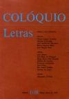 Colóquio/Letras n.º 108