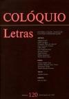 Colóquio/Letras n.º 120