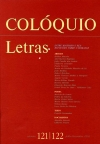 Colóquio/Letras n.º 121/122