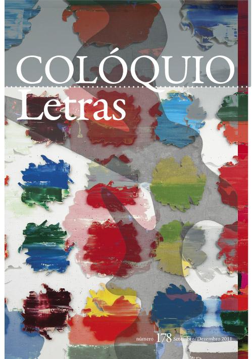 Colóquio/Letras n.º 178